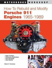 Motorbooks Workshop: How to Rebuild and Modify Porsche 911 Engines, 1965-1989 by