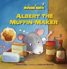 Albert the Muffin-maker (Mouse Math)-ExLibrary