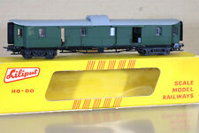 LILIPUT 294 00 DR PRUSSIAN GREEN OLD TIME PACKWAGEN BAGGAGE COACH 180294 nd