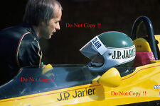 Jean-Pierre Jarier ATS Racing Penske PC4 Italian Grand Prix 1977 Photograph