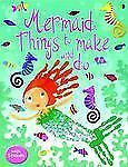 Mermaid Things to Make and Do (Activity Books)-ExLibrary