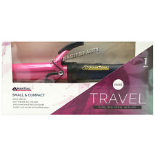 J2 Hair Tool Mini Travel Curling Iron Small & Compact Heat Tools 1 inch #DRE2410