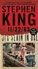 11/22/63 by Stephen King (2016, Paperback)