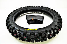 Maxxis M7305 Maxxcross IT Rear Tire w/ Heavy Duty Inner Tube 110/90-19