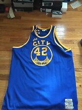 Golden State Warriors Mitchell And Ness Nate Thurmond Jersey