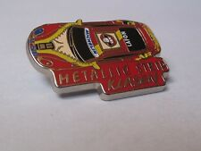 Pin's Art et voiture / Porsche Metallic Strip - peintre Peter Klasen (Lito)