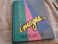 1990 Gahr High School Yearbook Cerritos California