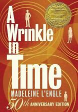 A Wrinkle in Time: 50th Anniversary Commemorative Edition (A Wrinkle in Time Qui