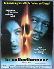 Affiche LE COLLECTIONNEUR Kiss the girls MORGAN FREEMAN Ashley Judd 40x60cm *