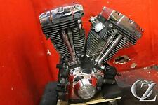 A 04 HARLEY FLHT ELECTRA GLIDE ENGINE MOTOR TWIN CAM 1450CC 88CI TOURING WARANTY