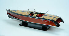"StanCraft LiteSpeed Racing Boat  32""  - Wooden Model Boat"
