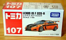 Tomica Japan Lexus IS F CCS-R - New/Boxed/Rare