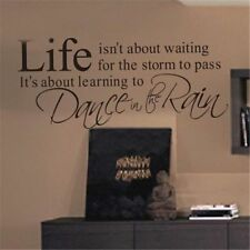 Removable PVC Wall Sticker Decal Mural DIY Room Art Home Decor Decoration