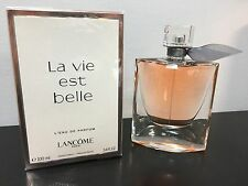 La Vie Est Belle by Lancome EDP for Women 100 ml - 3.4 oz *NEW IN SEALED BOX*