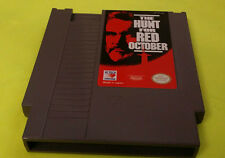 Nintendo NES Spielmodul (NUR MODUL) The Hunt for the Red October