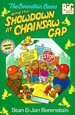 Berenstain Bears and the Showdown at Chainsaw Gap (Big Chapter Books(TM))