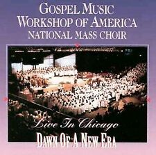 Gmwa Mass Choir Dawn of a New Era: Live in Chicago CD