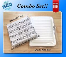 COMBO SET CAMRY VENZA Engine & Cabin Air Filter 07-17 A5649 C35667 US SELLER