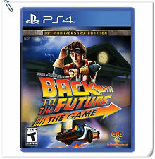 PS4 Back to the Future: The Game 30th Anniversary SONY Telltale Action Games