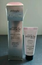 Philosophy Ultimate Miracle Worker Cream Spf 30-Sample 0.25oz-EXP: 06/18 -New