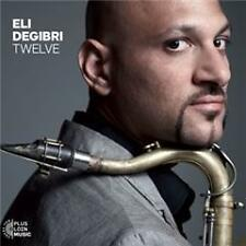 Eli Degibri / Twelve (2014), Digipack, Neu OVP, CD