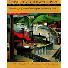 Perspectives from the Past: Primary Sources in Western Civilizations: From the A