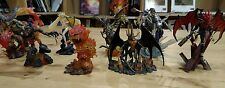 Final Fantasy Master Creature Series Lot Set (8 Figures)