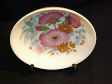 Wedgwood Bone China Pin / Ring Dish,  Meadow Sweet Design. Made in England