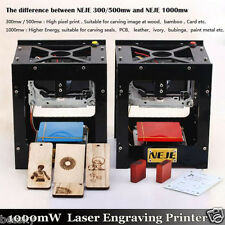 【NEJE 1000mW】 DIY Laser USB SuperCarver Cutter Engraving Carving Machine Printer