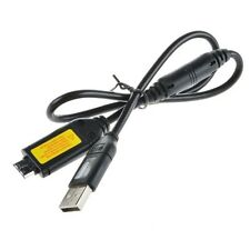 USB DC Battery Charger + Data SYNC Cable Cord Lead for Samsung SH100 SL105 SL102