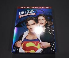 Lois and Clark The New Adventures of Superman The Complete First Season 1 Cain