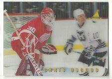 1996-97 Pinnacle McDonald's Ice Breakers - #7 - Chris Osgood - Red Wings