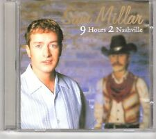 (GM334) Sam Millar, 9 Hours 2 Nashville - 1998 CD