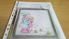 CROSS STITCH CHART SOMEBUNNY TO LOVE CHART RABBIT WINTER IN BLOOM CHART