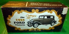 AMT 1932 FORD VICTORIA SEDAN 1/25 MODEL CAR MOUNTAIN VINTAGE FORD PROMOTIONAL