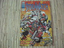 COMIC STORMWATCH Nº 1 IMAGE WORLD COMICS USADO BUEN ESTADO