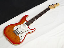 MICHAEL KELLY 1960's series 1965 electric GUITAR Aged Cherryburst - Blem