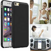 Anti Gravity Magic Sticky Back Case Cover For Apple iPhone Models Nano-Tech TPU