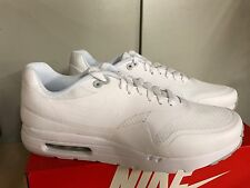 Nike Air Max Essential Da Uomo Ultra Bianco/Bianco Tg UK 10 RRP £ 100