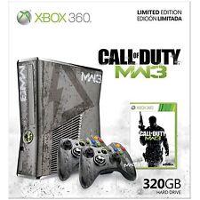 Xbox360 320GB Console (PAL) Call of Duty Modern Warfare 3 Version