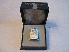 ROYAL WORCESTER BONE CHINA THIMBLE IN THE BOX - BBA-4