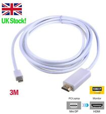 3M 10PD Thunderbolt Mini DisplayPort a HDMI per Apple MacBook Pro / Air
