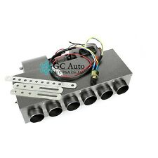 Universal Under-Dash Heater 12V Evaporator Unit - Heat 6-Port