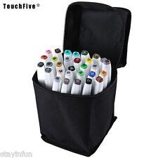 TouchFive Colors Graphic Art Twin Tip Pen Marker Point STUDENT DESIGN 30 COLOR