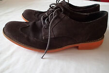 cole haan shoes,size  nike air sz 10 brown suede,orange,v