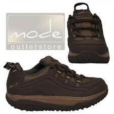 WALKMAXX Fitness outdoor shoes 37 Brown Round Sole Shoes Sport WALK MAXX 8481