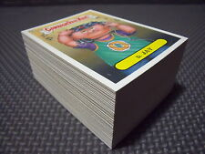 GARBAGE PAIL KIDS BNS1 COMPLETE 110-CARD SET +WRAPPER 2012 BRAND-NEW SERIES 1