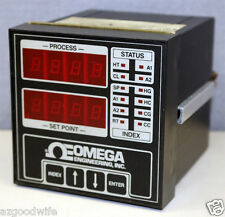 Omega Engineering 6002K 6002-K Temperature Controller 0 - 2500°F K Type