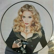 "RARE! NEW MADONNA GET TOGETHER PART 1  PICTURE DISC 12"" VINYL"