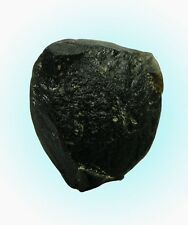0.81g HALF FLANGED BUTTON TEKTITE AUSTRALITE IPACTITE COOK, SOUTH AUSTRALIA